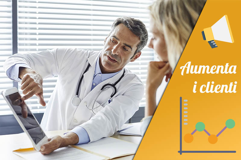 Aumentare i clienti di studi medici e studi professionali